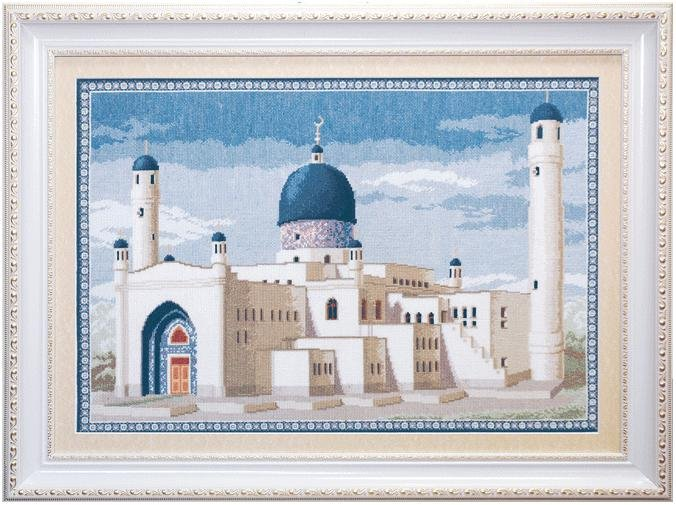 Чарiвна мить М-10 Мечеть-