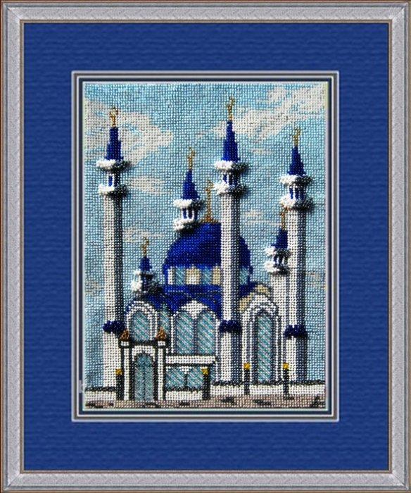 мечеть бисером - О том, как плести бисером.