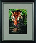 ����� ��� ��������� ������� DIMENSIONS 06961 ��������� ����� / Tiger reflection - ������� �������