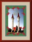 Набор для вышивания бисером Вышивальная мозаика 114рвм Мечеть медресе Ляля-Тюльпан в Уфе